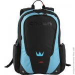 Рюкзак для ноутбука CROWN CMBPV-115BBU (Vigorous Series) black and blue 15,6""