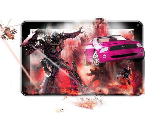 4-ядерный планшет с большим экраном 9