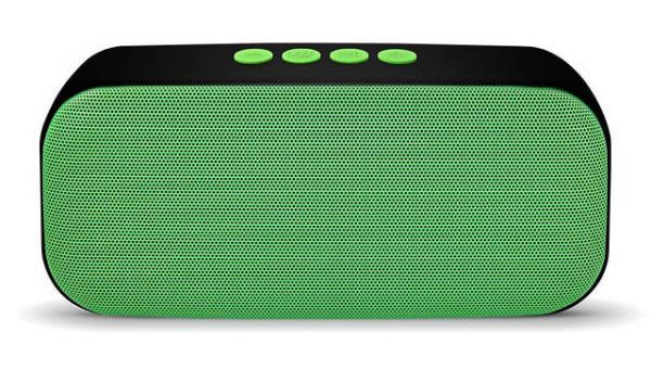 Компактная Стерео-колонка портативная UBS-305, с автономным питанием и съёмным аккумулятором. Удобна для подключения планшета, ноутбука, мобильного телефона, MP4-плеера и пр.