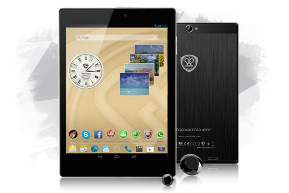 Обзор Prestigio MultiPad 4 Diamond 7.85 3G PMT7077_3G_D_WH: доступный стиляга